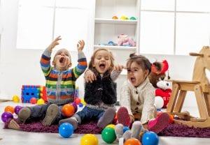 Speelgoed kiezen voor kinderen