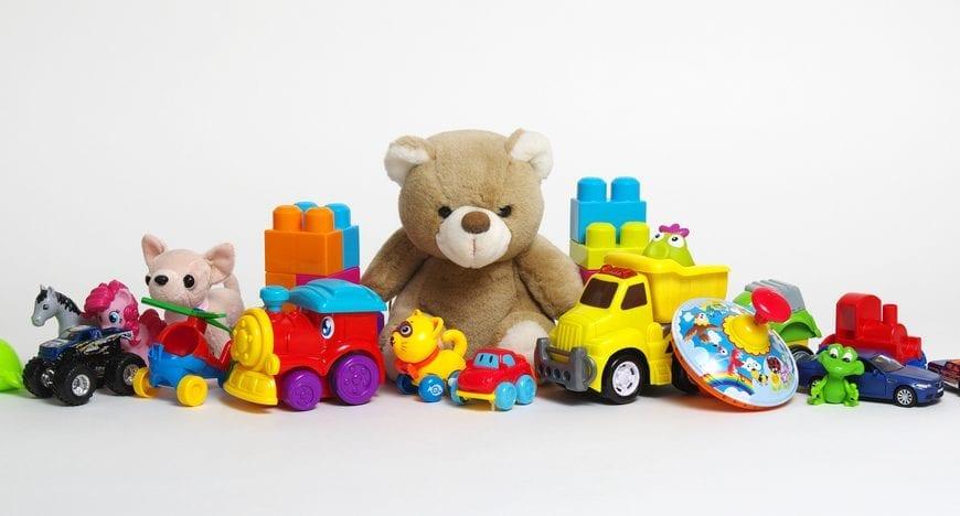 Speelgoed zoeken voor kinderen