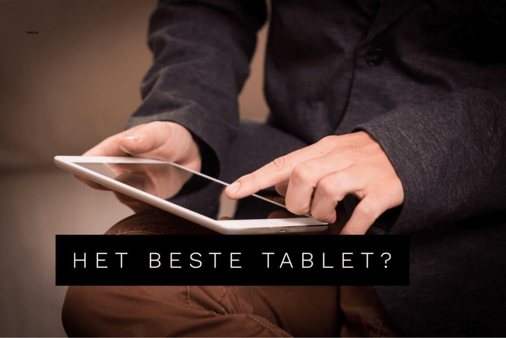 De beste tablets